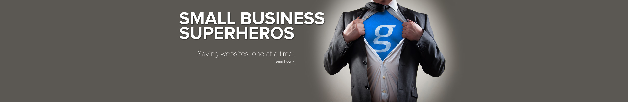 saving business with better websites