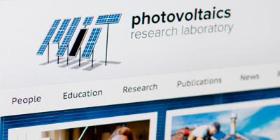 Academic Website for MIT
